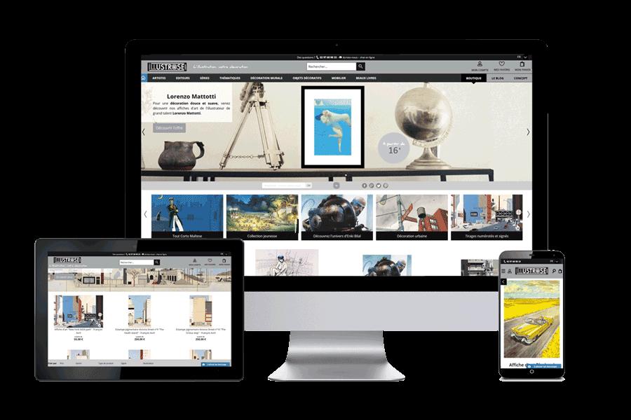 Illustrose-mobile