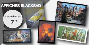 Affiches Blacksad