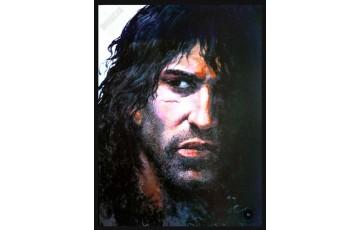 Affiche d'art 'Thorgal, Portrait' - Grzegorz Rosinski
