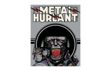 Estampe pigmentaire N°/Signée 'Métal Hurlant' - Philippe Druillet