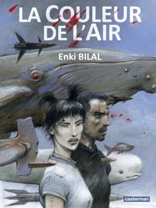 Couverture Enki Bilal poster pour décoration BD - Illustrose