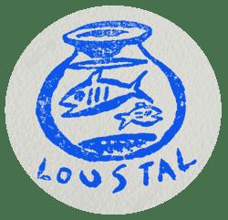 Estampe certifi;rotée Loustal - Illustrose