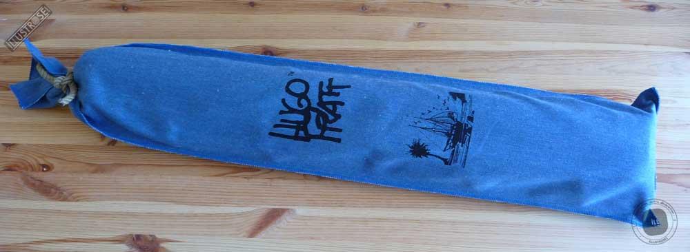 Toile sérigraphiée déco BD Corto Maltese 'Adieu bleu' de Hugo Pratt - Illustrose