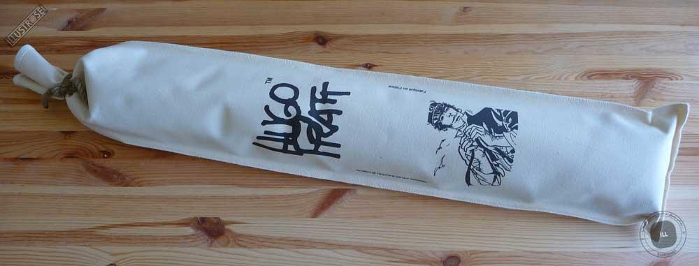 Toile sérigraphiée déco BD Corto Maltese 'Dans le vent' de Hugo Pratt - Illustrose