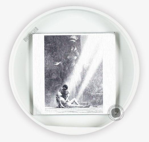 Toile de collection para BD éditions du grand vingitième déco 'Thorgal - La cité du Dieu perdu' de Grzegorz Rosinski - Illustrose