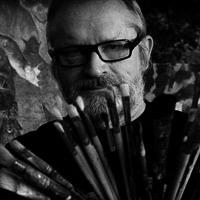 Portrait de Grzegorz Rosinski. Illustrateur et auteur de BD.