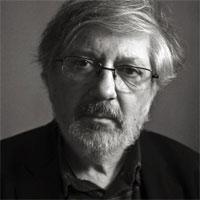Portrait de Jacques Tardi. Illustrateur et auteur de BD.