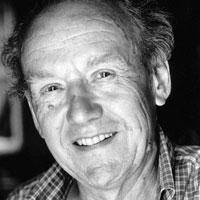 Portrait de Jean-Claude Mézières. Illustrateur et auteur de BD.